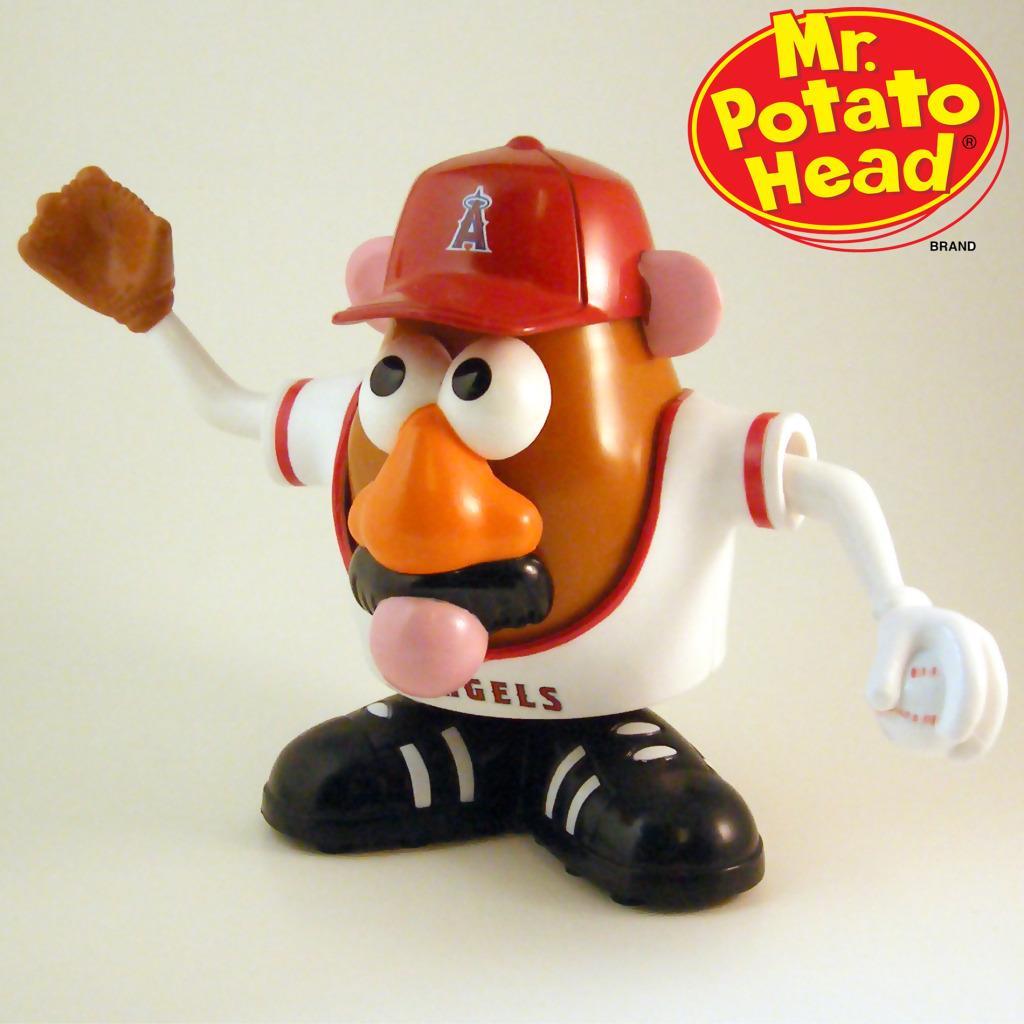 Anaheim Angels Mr. Potato Head