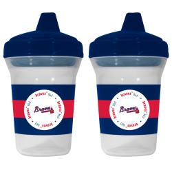Atlanta Braves Sippy Cups (Pack of 2)