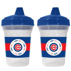 Chicago Cubs Sippy Cups (Pack of 2)