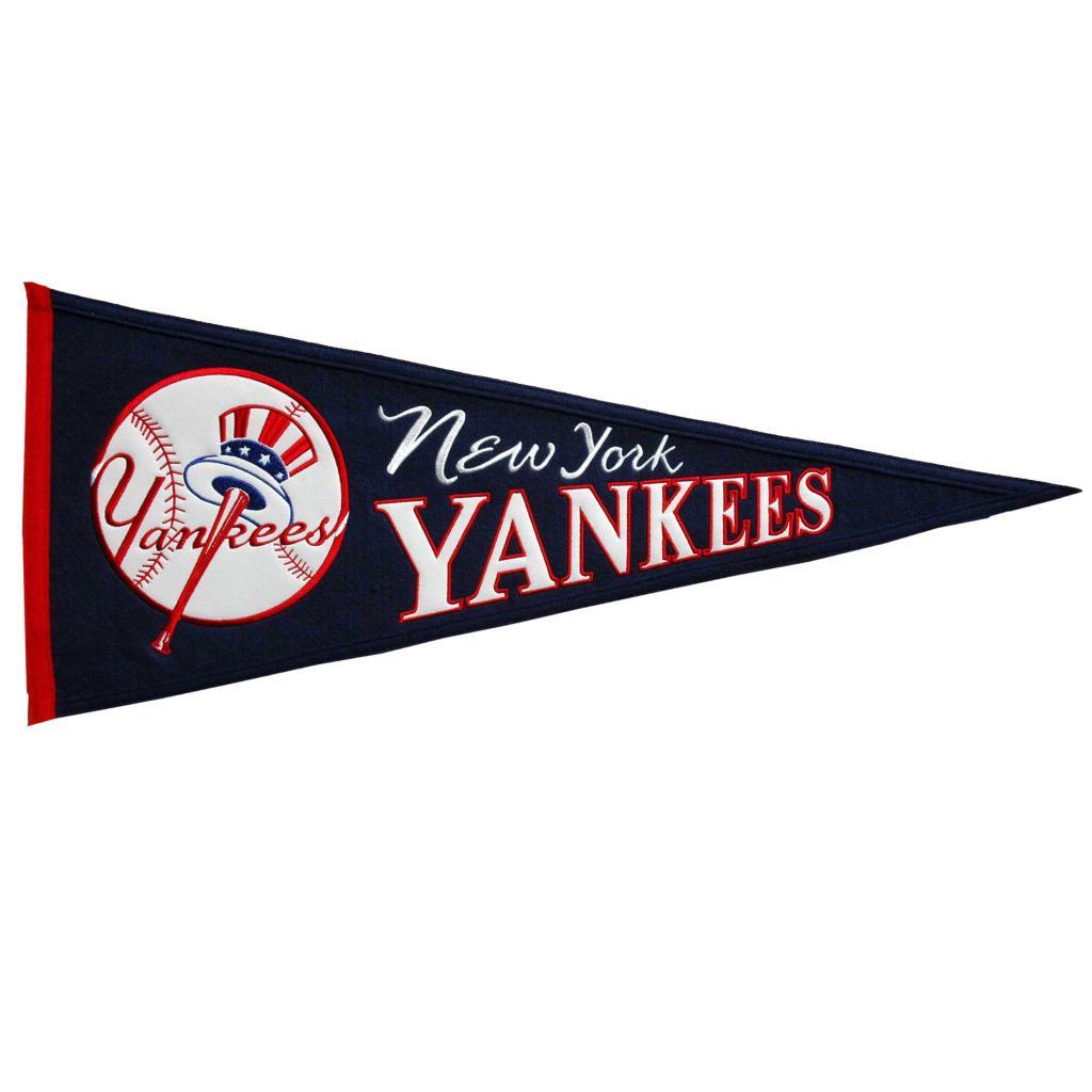 New York Yankees Cooperstown Wool Pennant