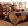 Greenland Home Fashions Trafalgar Full/ Queen-size 3-piece Quilt Set