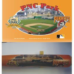 Pittsburgh Pirates 34-inch Stadium Bat