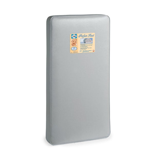 Sealy Perfect Rest Crib Mattress Overstock Shopping