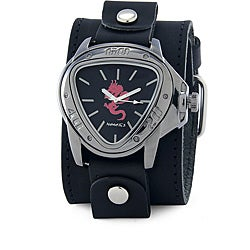 Nemesis Men's Red Dragon Triangle Watch
