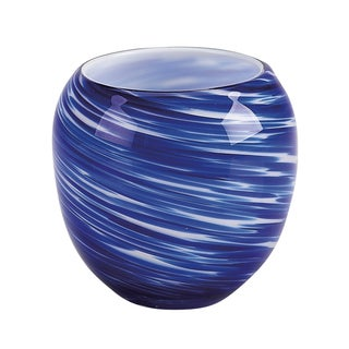 Galaxy Blue Votive (Set of 4)