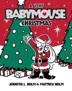 Babymouse 15: A Very Babymouse Christmas (Paperback)