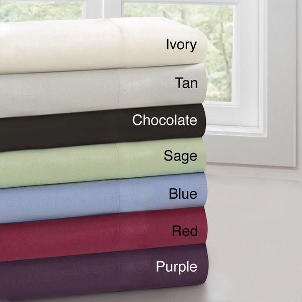 Premier Comfort Softspun All-season King-size Sheet Set