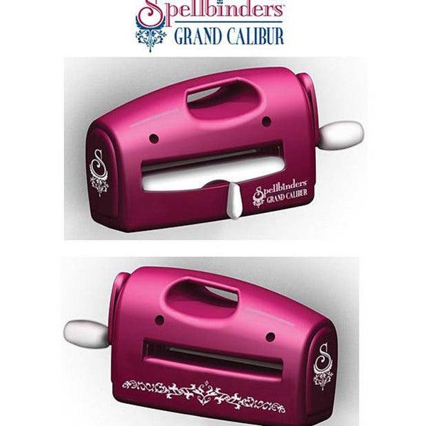 Spellbinders Grand Calibur Cut and Emboss Machine