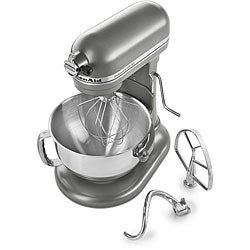 KitchenAid RKV25G0XCU Contour Silver 5-quart Pro 5 Plus Bowl-Lift Stand Mixer (Refurbished)