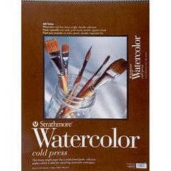Strathmore Cold Press Watercolor Paper Pad (18 x 24)