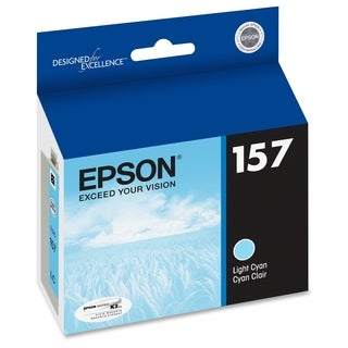 Epson UltraChrome K3 T157520 Ink Cartridge - Light Cyan