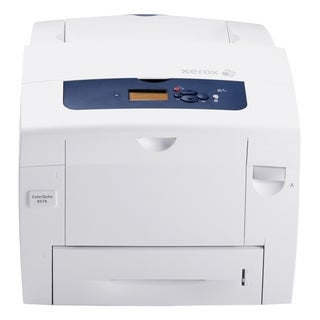 Xerox ColorQube 8570N Solid Ink Printer - Color - 2400 dpi Print - Pl