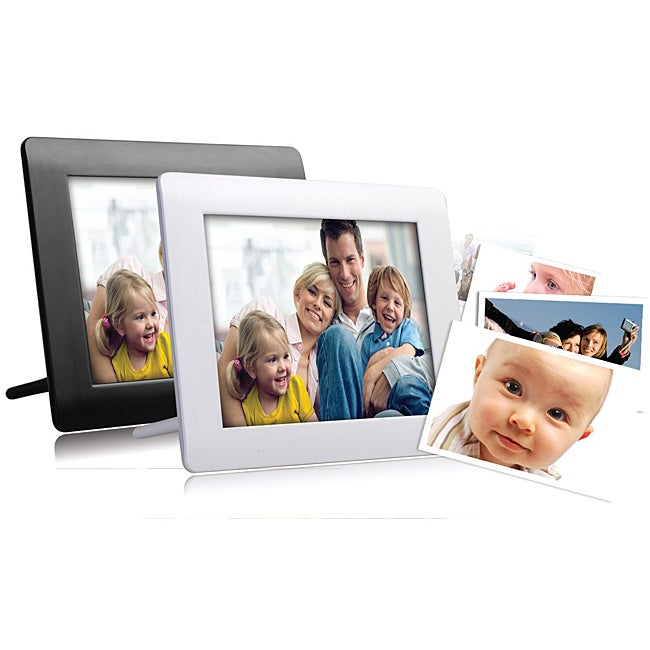Impecca DFM843 8-inch Digital Picture Frame