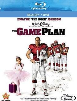 The Game Plan (Blu-ray/DVD)