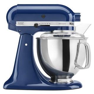 KitchenAid RRK150BW Blue Willow 5-quart Artisan Stand Mixer (Refurbished)