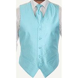 Ferrecci Men's Four-piece Vest Set