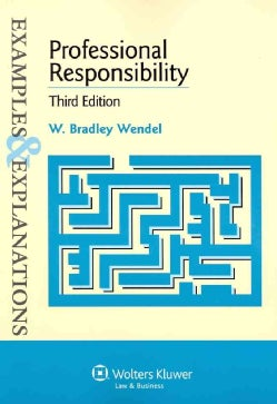 Examples & Explanations: Professional Responsibility (Paperback)