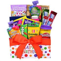 Children's Happy Birthday Gift Box