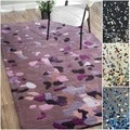 nuLOOM Handmade Pino Celebrations Confetti Burst Rug (7' 6 x 9' 6)