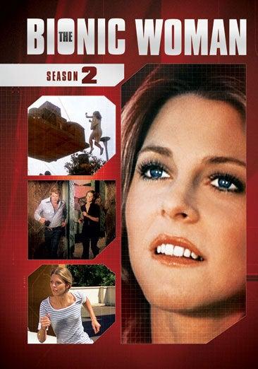 Bionic Woman: Season Two (DVD)