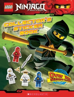 Collector's Sticker Book (Paperback)