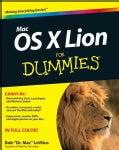 Mac OS X Lion for Dummies (Paperback)
