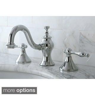 Lava Chrome Widespread Bathroom Faucet