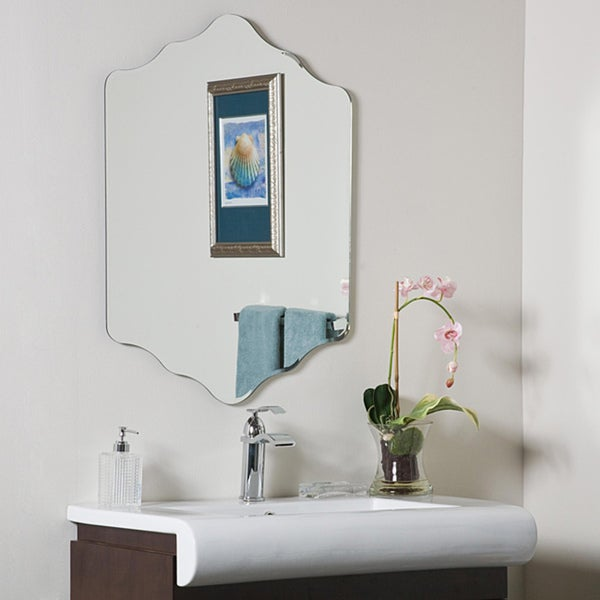 Vandam Frame-less Bathroom Mirror