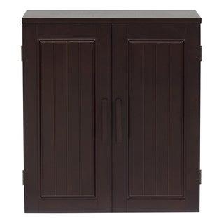 Covington Dark Birch Wall Cabinet