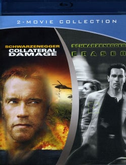 Eraser/Collateral Damage (Blu-ray Disc)