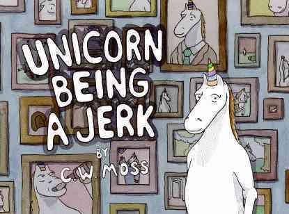Unicorn Being a Jerk (Paperback)