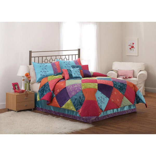 Kashmir Gem 3-piece Comforter Set