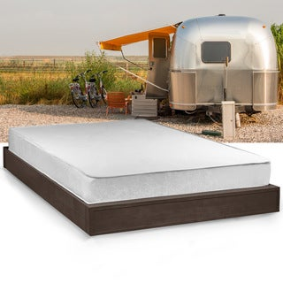 Select Luxury Home RV 8-inch King-size Memory Foam Mattress