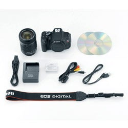 Canon EOS Rebel T3i Digital SLR Camera with 18-55mm Lens