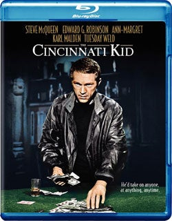 The Cincinnati Kid (Blu-ray Disc)