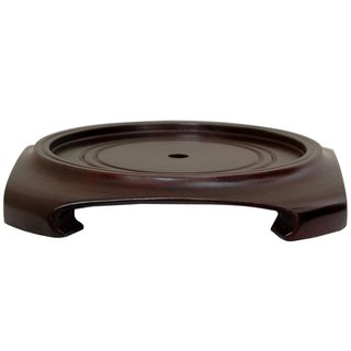 Rosewood 7-inch Vase Stand (China)