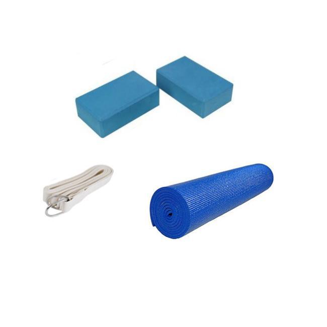 Yoga Blue 4-piece Starter Kit