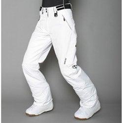 Marker Women's Gortex Farenheit Insulated White Snow Pants