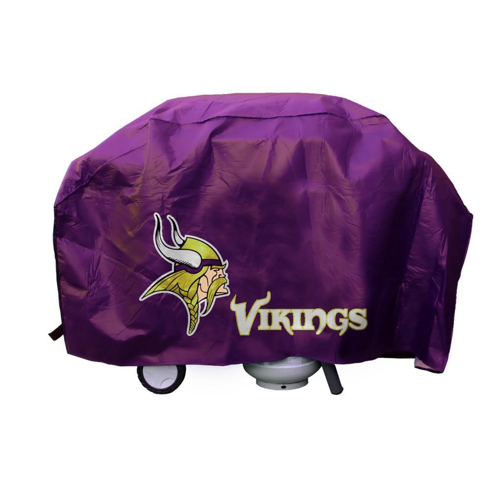 Minnesota Vikings Deluxe Grill Cover