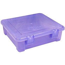 Creative Options Purple File Tub