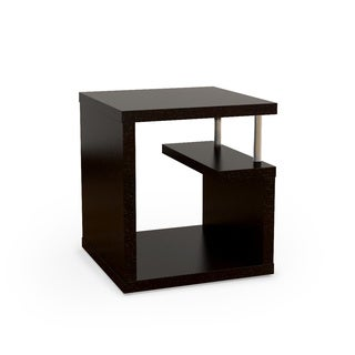 Modern Leveled End Table