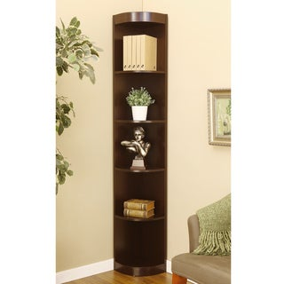 Corner 5-shelf Display Stand