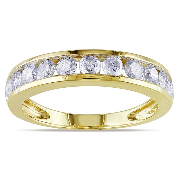 Overstock shopping big discounts on miadora women s wedding bands