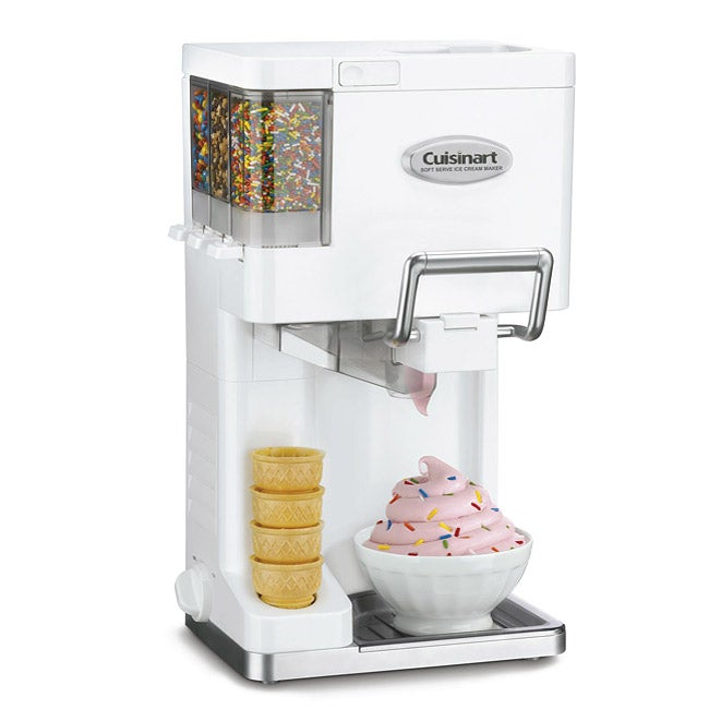 Cuisinart ICE-45 Mix-it-in Soft Serve 1.5-quart Ice Cream Maker