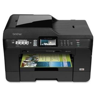 Brother MFC-J6910DW Inkjet Multifunction Printer - Color - Plain Pape