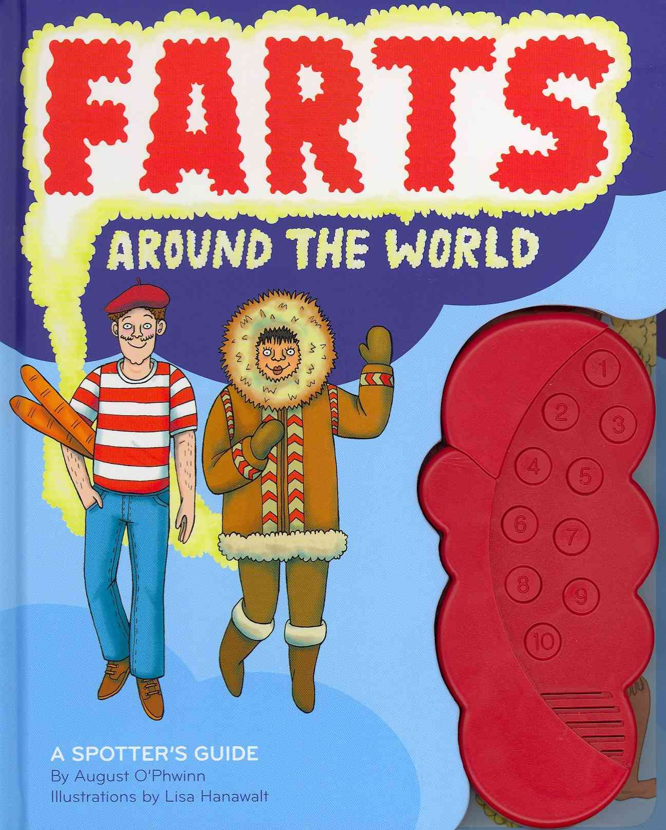 Farts Around the World: A Spotter's Guide (Hardcover)