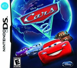 Nintendo DS - Cars 2 - By Disney Interactive