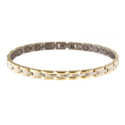Sabona Lady Executive Regal Duet Large Magnetic Bracelet