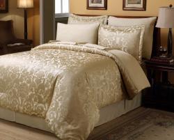 Dakota 8-piece Bed in a Bag with Sheet Set