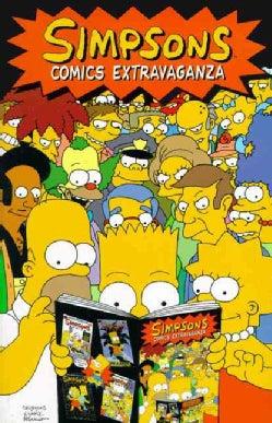 Simpsons Comics Extravaganza (Paperback)